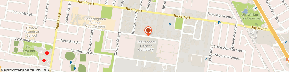 Route/map/directions to Hawker Brownlow Education Pty Ltd, 3192 Cheltenham, 2/47-49 Wangara Rd