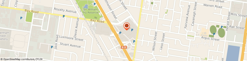 Route/map/directions to Telstra Store, 3192 Cheltenham, 1239 Nepean Highway