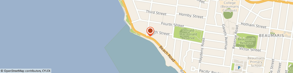 Route/map/directions to Omara Cycles, 3193 Black Rock, 6/302 Beach Rd