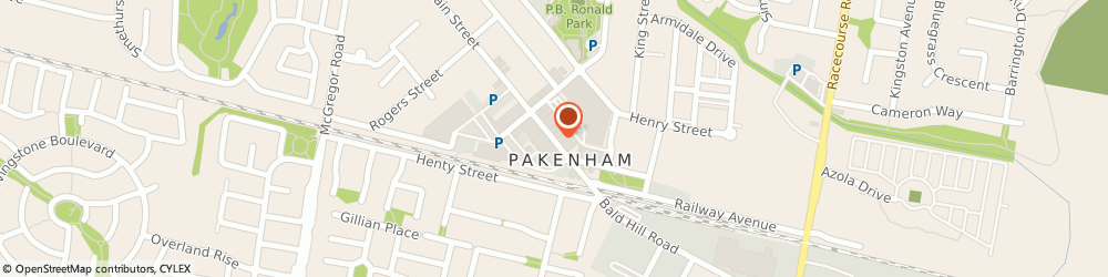 Route/map/directions to Rayz Roofing, 3810 Pakenham, 41 Barrington Dr