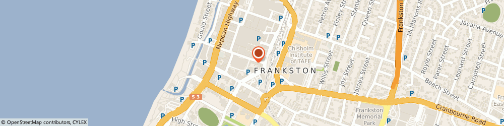 Route/map/directions to Fastfit Towbars (Frankston Vic), 3199 Frankston, 15 WELLS ROAD