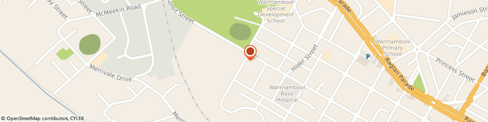 Route/map/directions to Warrnambool Gymnastics Centre, 3280 Warrnambool, 32 Hyland St