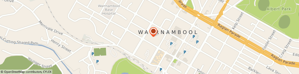 Route/map/directions to Warrnambool Home Improvements & Plumbing Pty Ltd, 3280 Warrnambool, 254 Timor Street