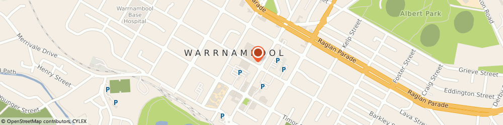 Route/map/directions to Catholic St Pius X Hall, 3280 Warrnambool, MORRIS ROAD