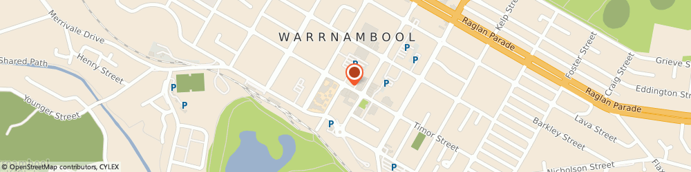 Route/map/directions to Warrnambool Plumbtec - Timor, 3280 Warrnambool, 254 Timor St