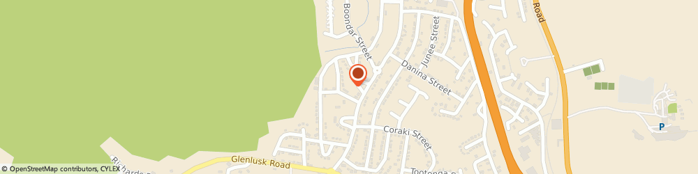 Route/map/directions to Australia Post Chigwell LPO, 7011 Chigwell, 5 Bucaan Street