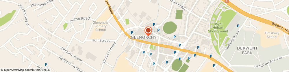 Route/map/directions to Katies Women's Clothing GLENORCHY, 7010 Glenorchy, 387/393 Main Rd