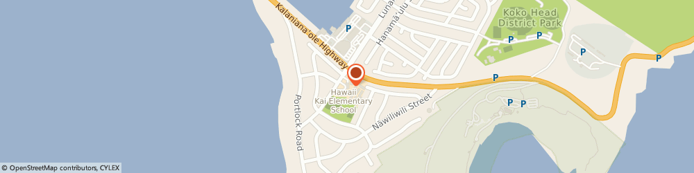 Route/map/directions to Kumon Math and Reading Center of Koko Head, 96825 Honolulu, 189 Lunalilo Home Road