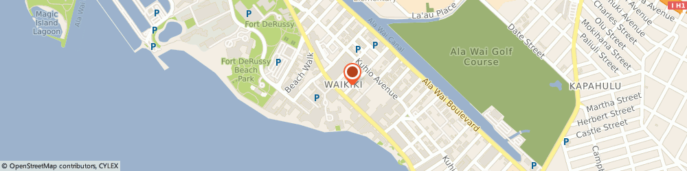 Route/map/directions to Tanaka Of Tokyo Restaurants Limited - Central, 96815 Honolulu, 2250 Kalakaua Ave Ste 406