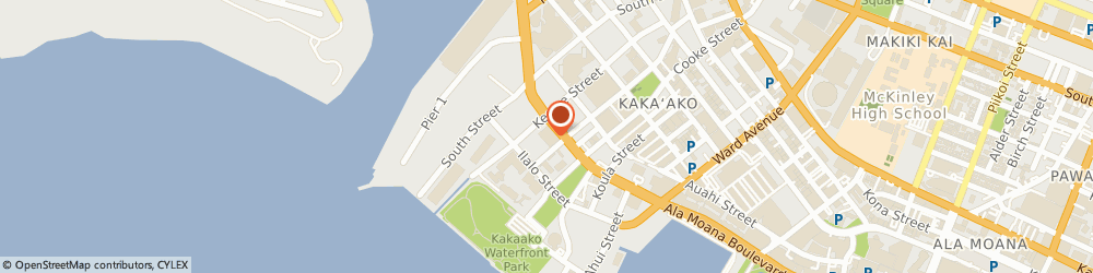 Route/map/directions to Edward Jones - Financial Advisor: Yayoi Tsutakawa-Chinn, 96813 Honolulu, 677 Ala Moana Blvd