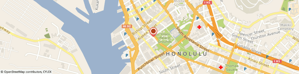 Route/map/directions to Roots & Relics, 96813 Honolulu, 249 MERCHANT STREET