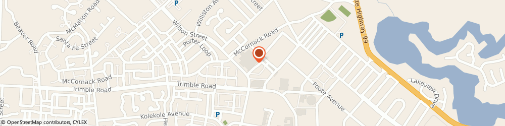 Route/map/directions to Pizza Hut, 96857 Schofield Barracks, 1 Schofield Barracks