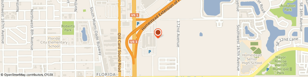 Route/map/directions to dressbarn - Closed, 33034 Florida City, 250 East Palm Drive
