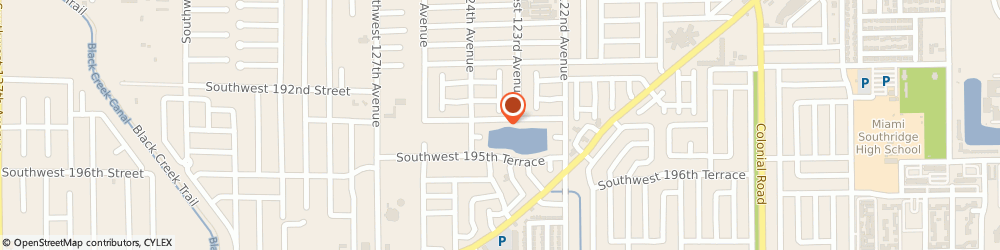 Route/map/directions to Dania's Nails, 33177 Miami, 12360 SW 194th St