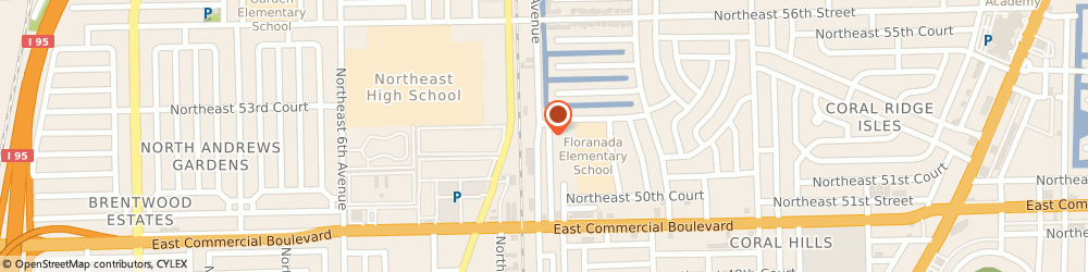 Route/map/directions to Bayshore Corporate Apparel, 33334 Oakland Park, 5214 Ne 12Th Ave