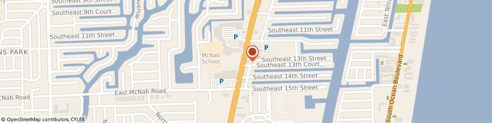 Route/map/directions to Tint World, 33062-7232 Pompano Beach, 1324 S FEDERAL HWY