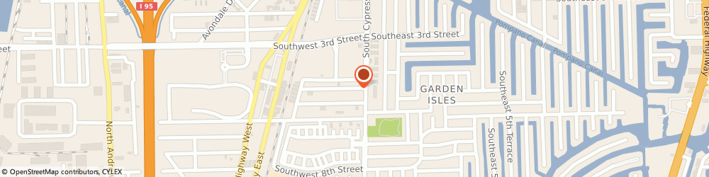 Route/map/directions to Vehicle Wraps 1, 33060 Pompano Beach, 29 SW 5th Street Suite G