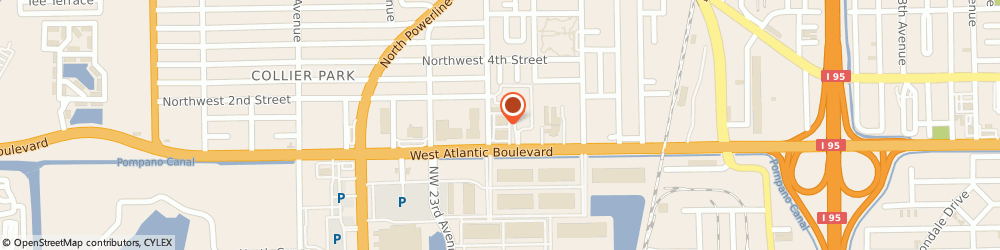 Route/map/directions to Best Buy Furniture, 33069 Pompano Beach, 2099 WEST ATLANTIC BOULEVARD
