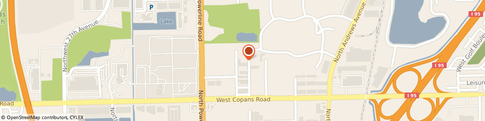 Route/map/directions to Spirit Services Co, 33064 Pompano Beach, 2631 NORTHWEST 17TH LANE