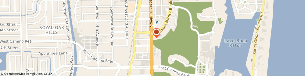 Route/map/directions to Cvs Pharmacy, 33432 Boca Raton, 520 S Federal Hwy