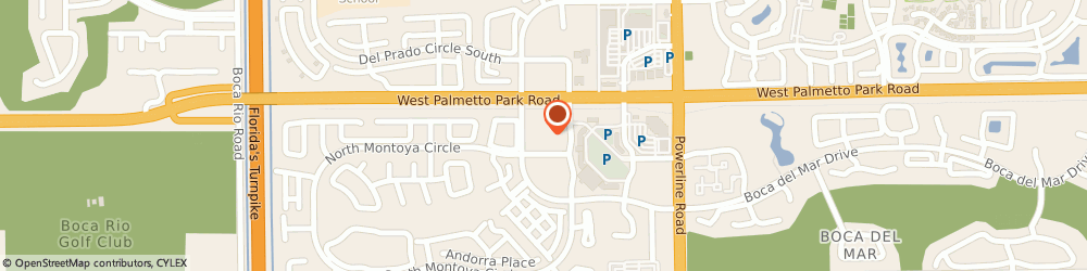Route/map/directions to Allstate Insurance Co, 33433 Boca Raton, 7280 W PALMETTO PARK RD # 302