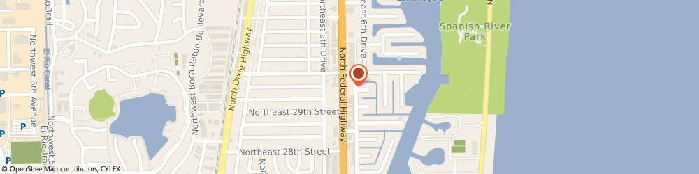 Route/map/directions to Boca Schwinn Cyclery, 33431 Boca Raton, 3150 NORTH FEDERAL HIGHWAY