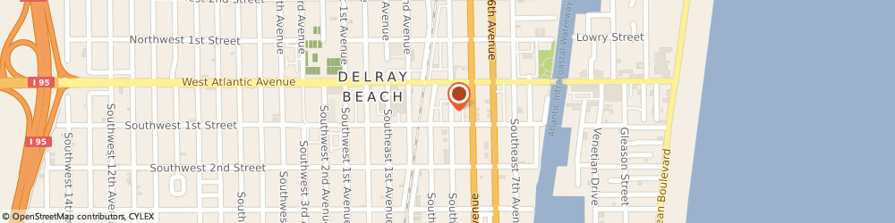 Route/map/directions to Mizner Residential Group, 33483 Delray Beach, 70 SE 4th Ave