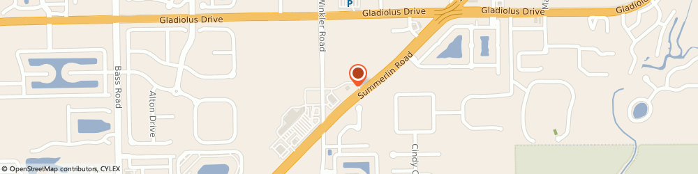 Route/map/directions to Bank of America, 33908 Fort Myers, 15620 SUMMERLIN ROAD
