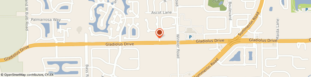 Route/map/directions to Edward Jones - Financial Advisor: Mark V Hembling, 33908 Fort Myers, 8880 Gladiolus Dr