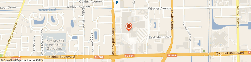 Route/map/directions to JP Sports, 33901 Fort Myers, 4125 Cleveland Ave