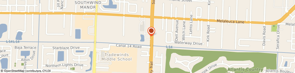 Route/map/directions to Wells Fargo Bank, 33463 Greenacres, 4901 S Military Trail