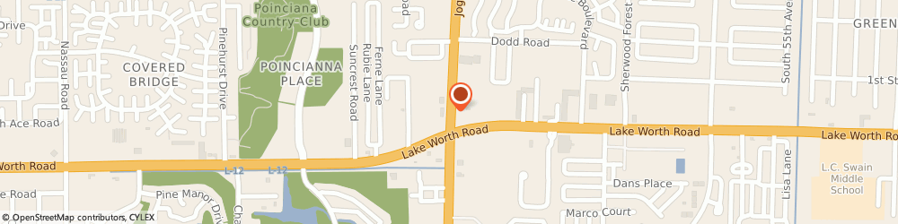 Route/map/directions to Atm Great Western Bank, 33463 Greenacres, 3911 Jog Road