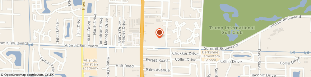 Route/map/directions to Forever 21 Nails & Spa, 33415 West Palm Beach, 940 S Military Trl, Ste 2