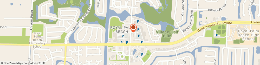 Route/map/directions to Ppg Porter Paints Dealer, 33411 Royal Palm Beach, 1199 Royal Palm Beach Blvd