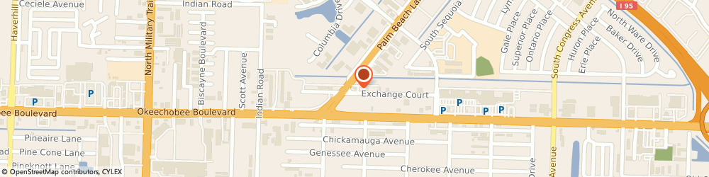 Route/map/directions to Chipotle Mexican Grill, 33409 West Palm Beach, 2380 Palm Beach Lakes Blvd