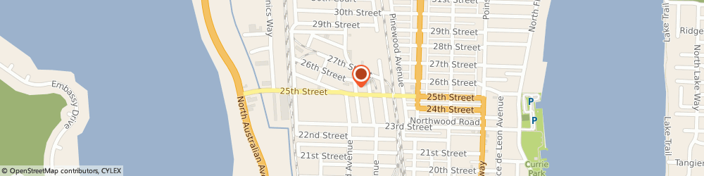 Route/map/directions to Gbqs, 33407 West Palm Beach, 901 25TH STREET