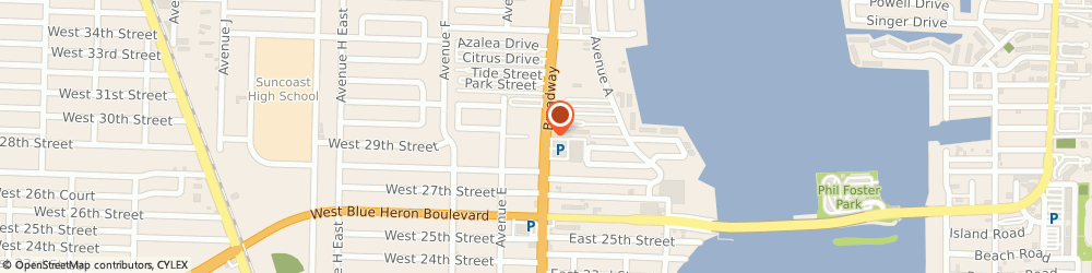 Route/map/directions to Liberty Tax Service Riviera Beach, 33404 Riviera Beach, 3002 Broadway