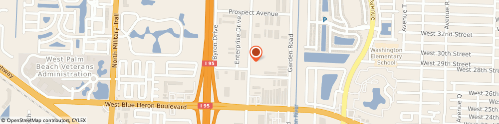 Route/map/directions to Thyssenkrupp Elevator, 33404 Riviera Beach, 7567 Central Industrial Dr.