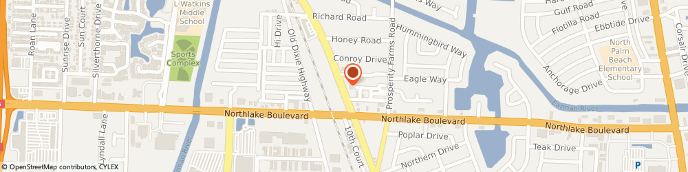 Route/map/directions to Primerica Rigaud Jean, 33403 North Palm Beach, 9112 Alternate A1a Ste 211 and 212