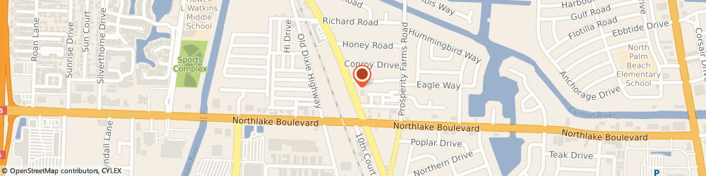 Route/map/directions to Primerica, 33403 North Palm Beach, 9112 Alternate a1a Ste 108