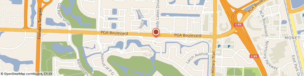 Route/map/directions to iTHINK Financial, 33418 Palm Beach Gardens, 5070 PGA Blvd