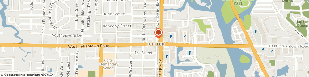 Route/map/directions to Midas Auto Service Experts - Jupiter, 33458 Jupiter, 26 Old Dixie Hwy