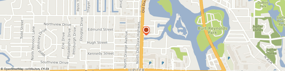 Route/map/directions to Ppg Porter Paints, 33477 Jupiter, 505 Alt A1a North