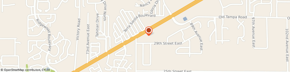 Route/map/directions to STATE FARM Kim Vole', 34219 Parrish, 8169 Us Highway 301