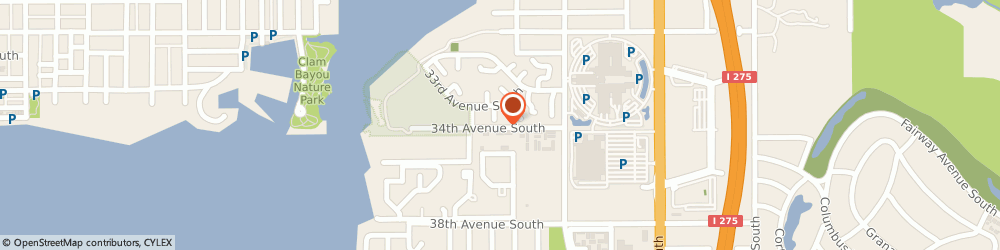 Route/map/directions to Stanley Dean - State Farm Insurance Agent, 33711 Saint Petersburg, 4017 34Th Street S