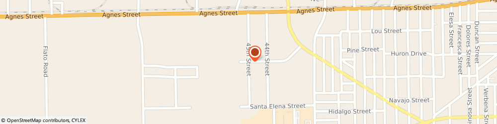 Route/map/directions to Sheplers, 78405 Corpus Christi, 301 45TH STREET