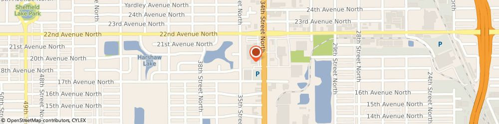 Route/map/directions to STATE FARM Luis Macias, 33713 Saint Petersburg, 1909 34Th St North