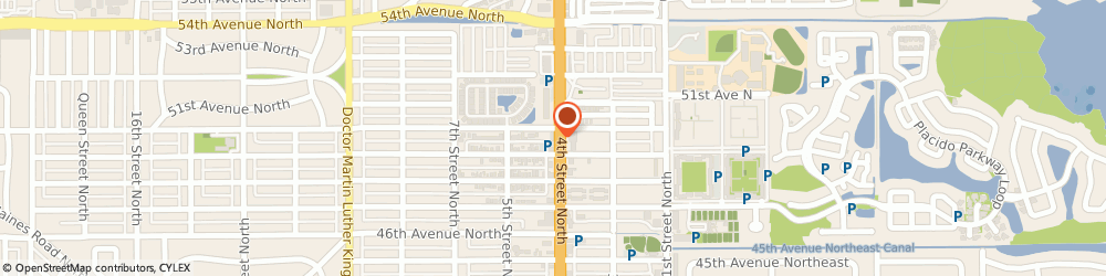 Route/map/directions to H&R Block, 33703 Saint Petersburg, 4946 4th St N