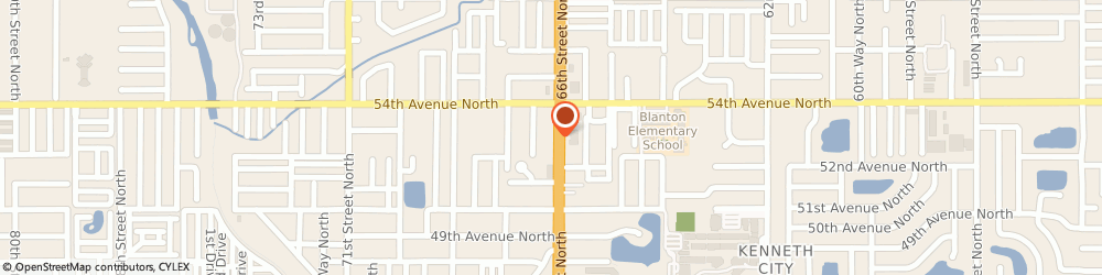 Route/map/directions to Scott Smith - State Farm Insurance Agent, 33709 Saint Petersburg, 5300 66Th Street N
