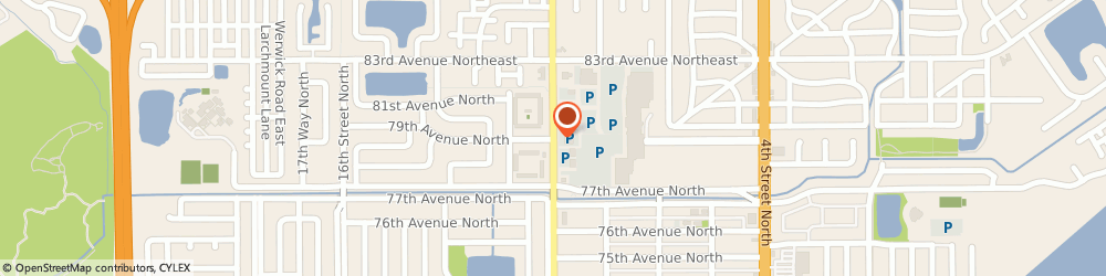 Route/map/directions to Cvs Pharmacy, 33702 Saint Petersburg, 8001 9TH STREET NORTH